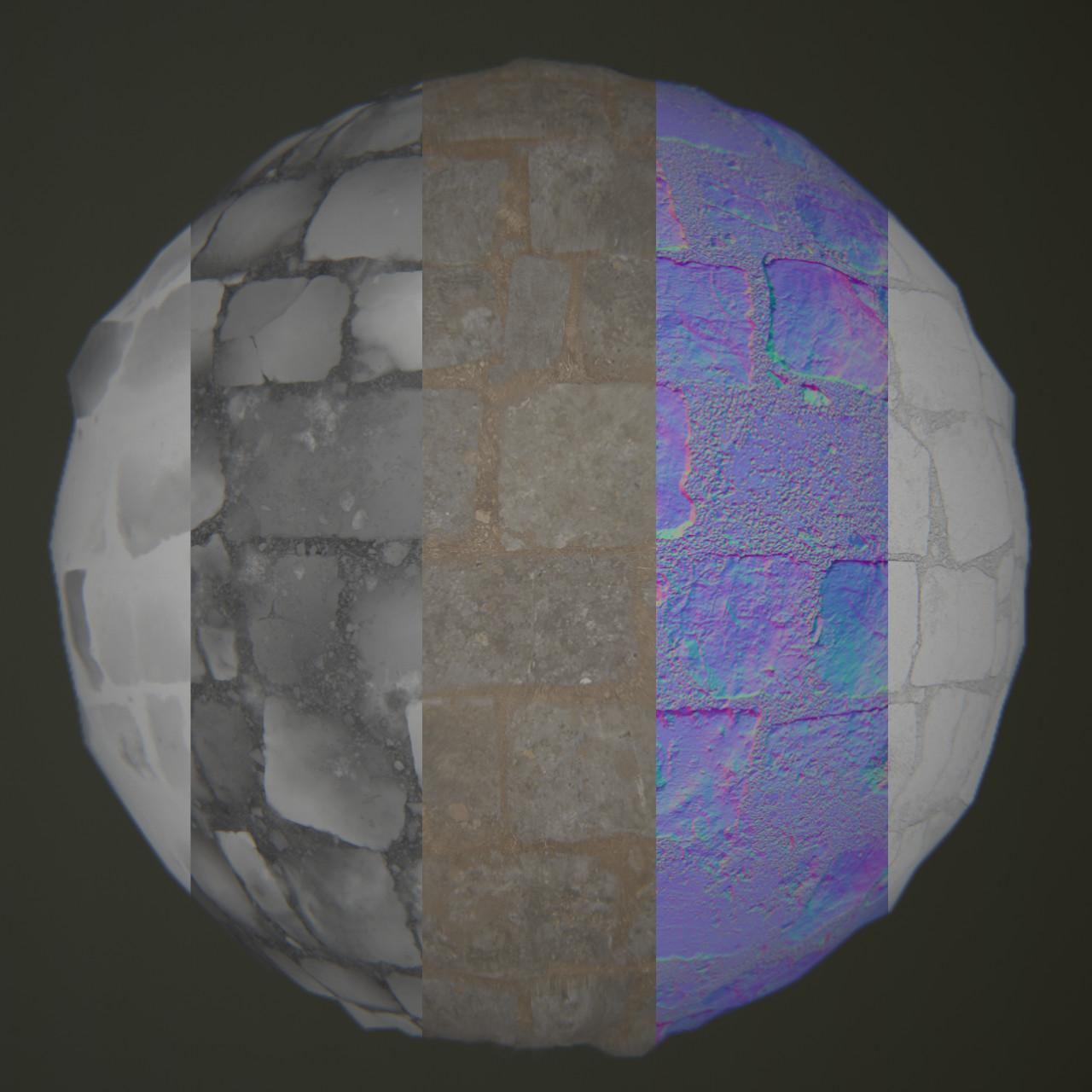 Wayne dalton stone floor 05