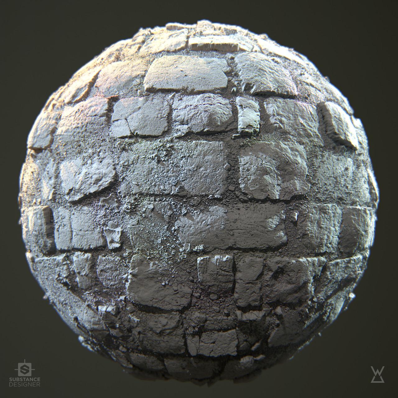 Wayne dalton stone floor 03