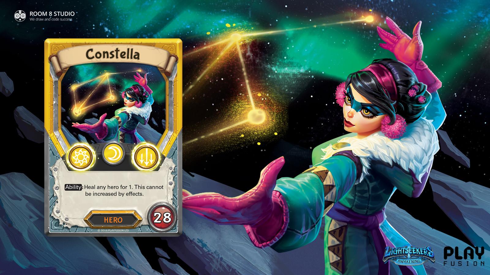Lightseekers: Aquila