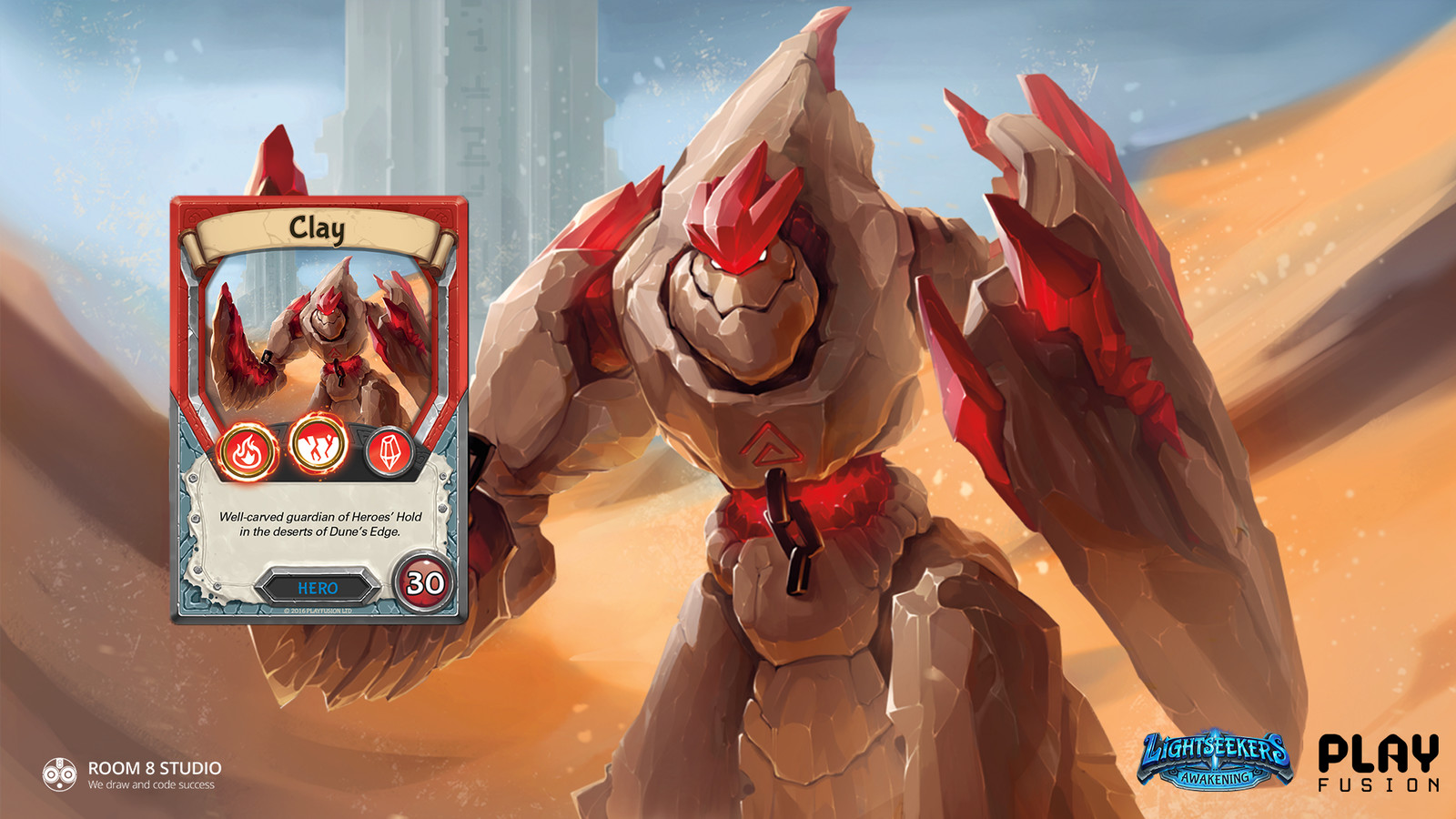 Lightseekers: Clay