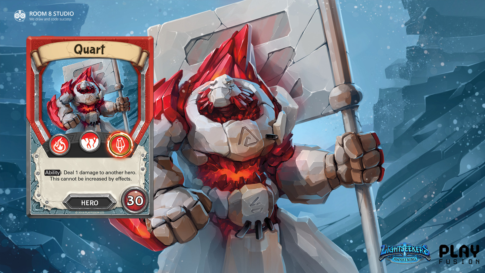 Lightseekers: Quart