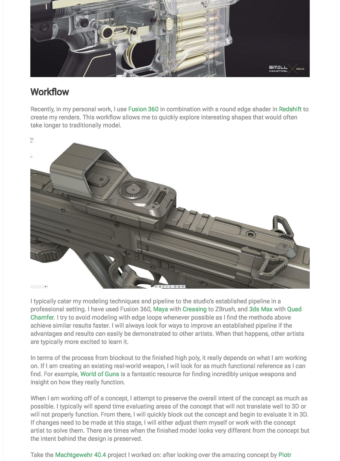 Chris stone experimenting with weapon design page 03