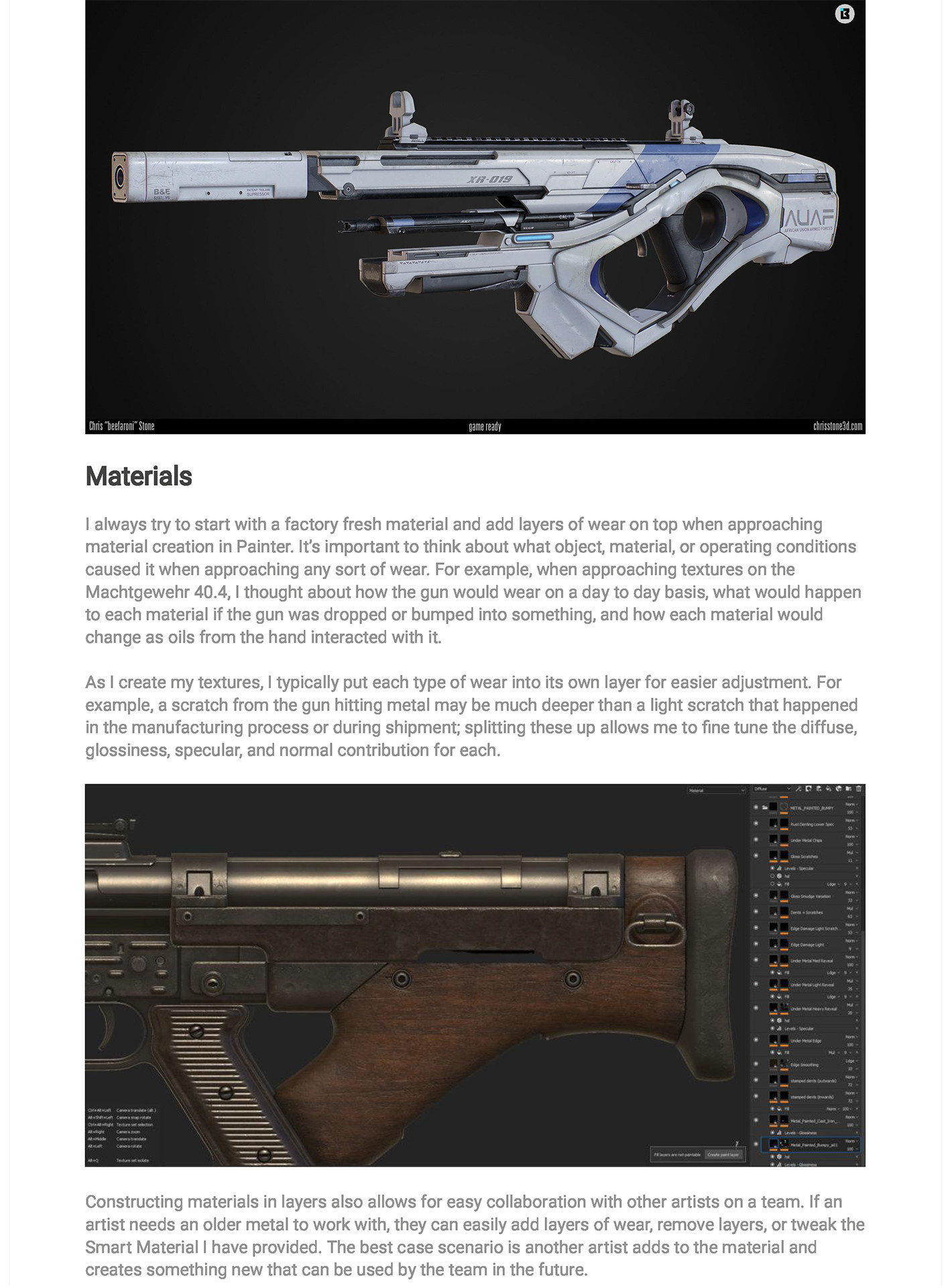 Chris stone experimenting with weapon design page 06