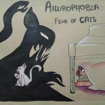 Vismaya menon illustrating phobias by quenzel201aliza dcm378m
