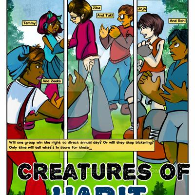 Vismaya menon trailer comic page 1 by quenzel201aliza dc2ti3l