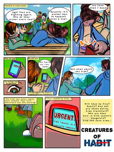 Vismaya menon trailer comic page 2 by quenzel201aliza dc2tkz1