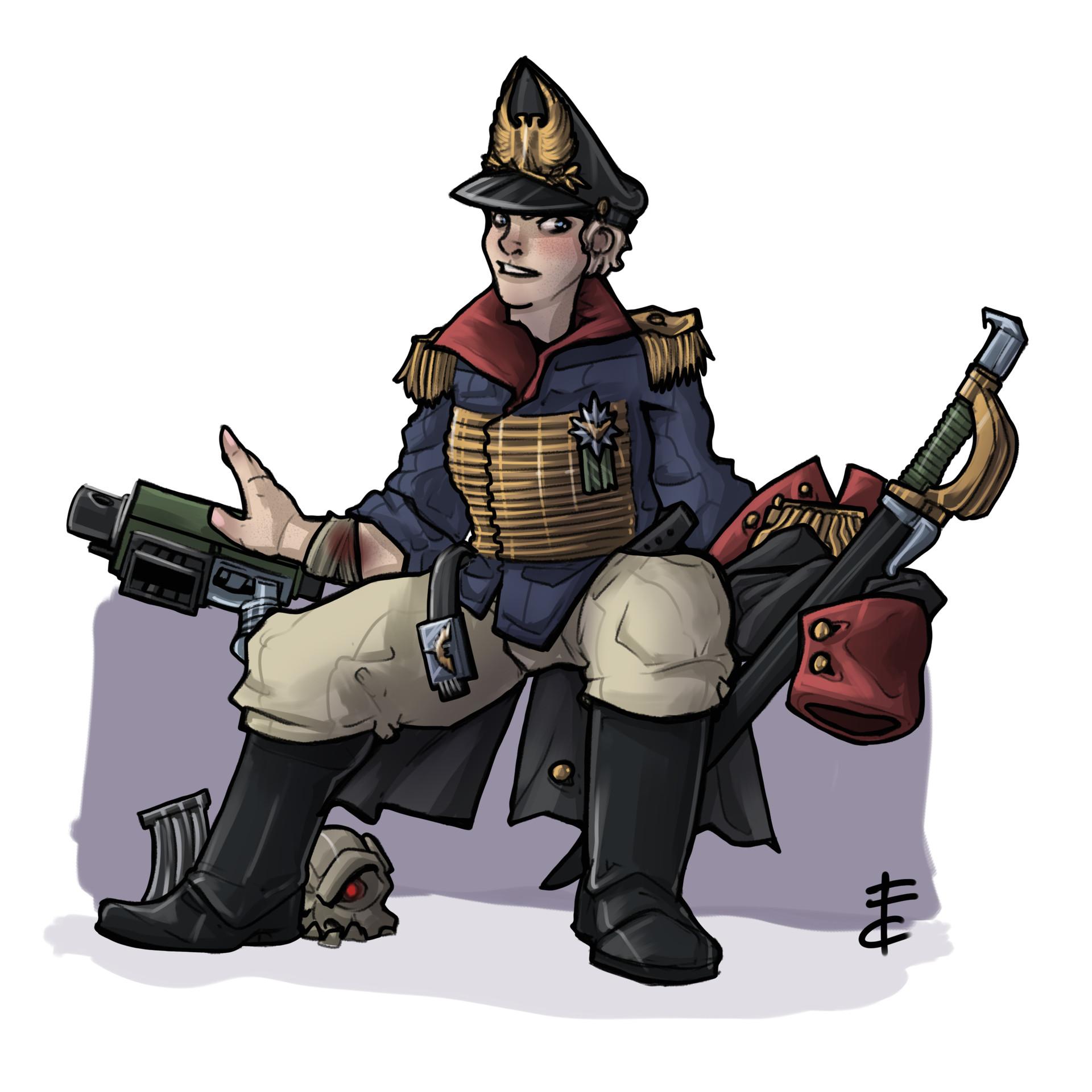 Commissar Cadet