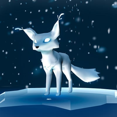 Ray rossetti snow fox logo