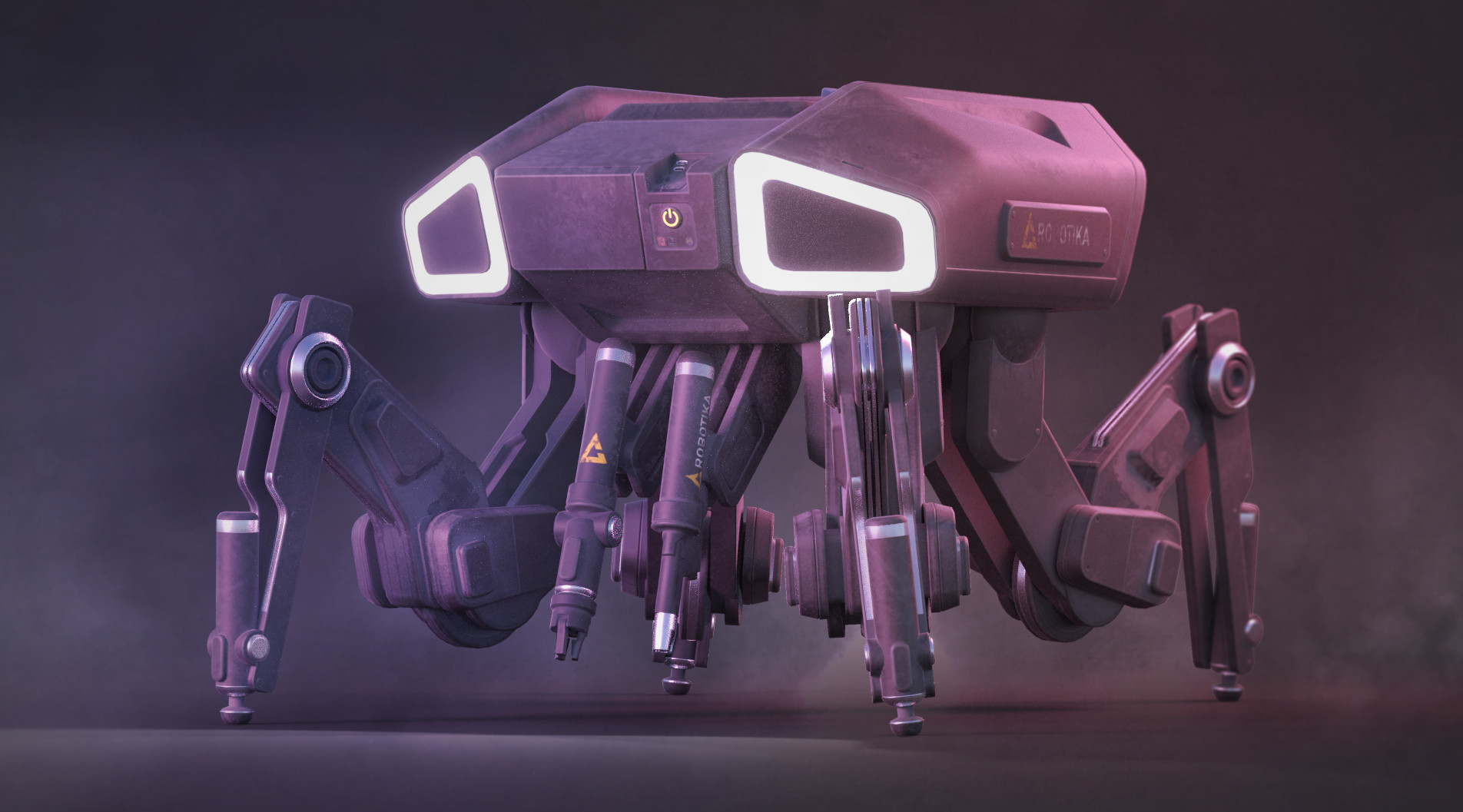 Jonas prunskus utility droid 03