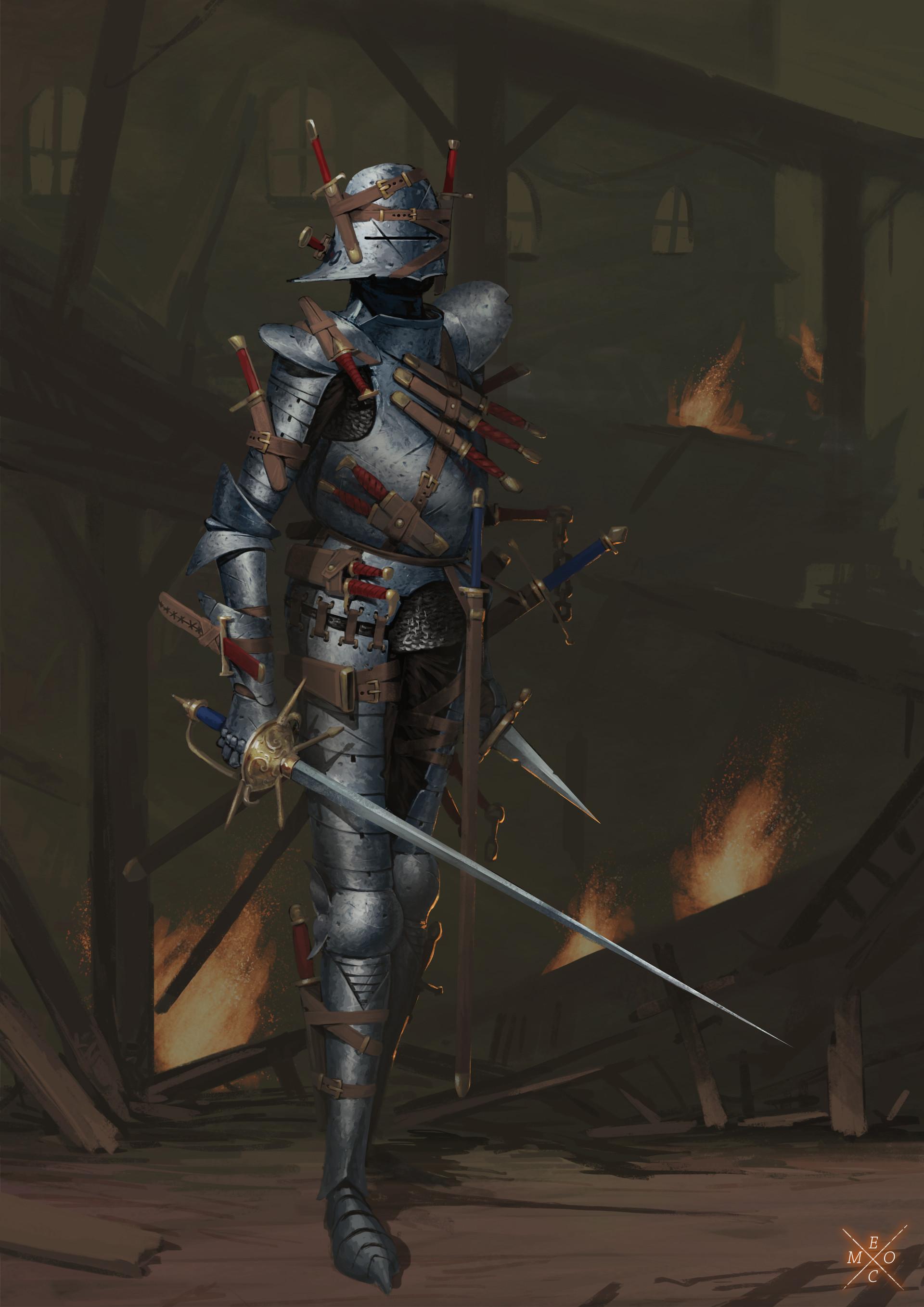 Erlend capodanno assault knight4