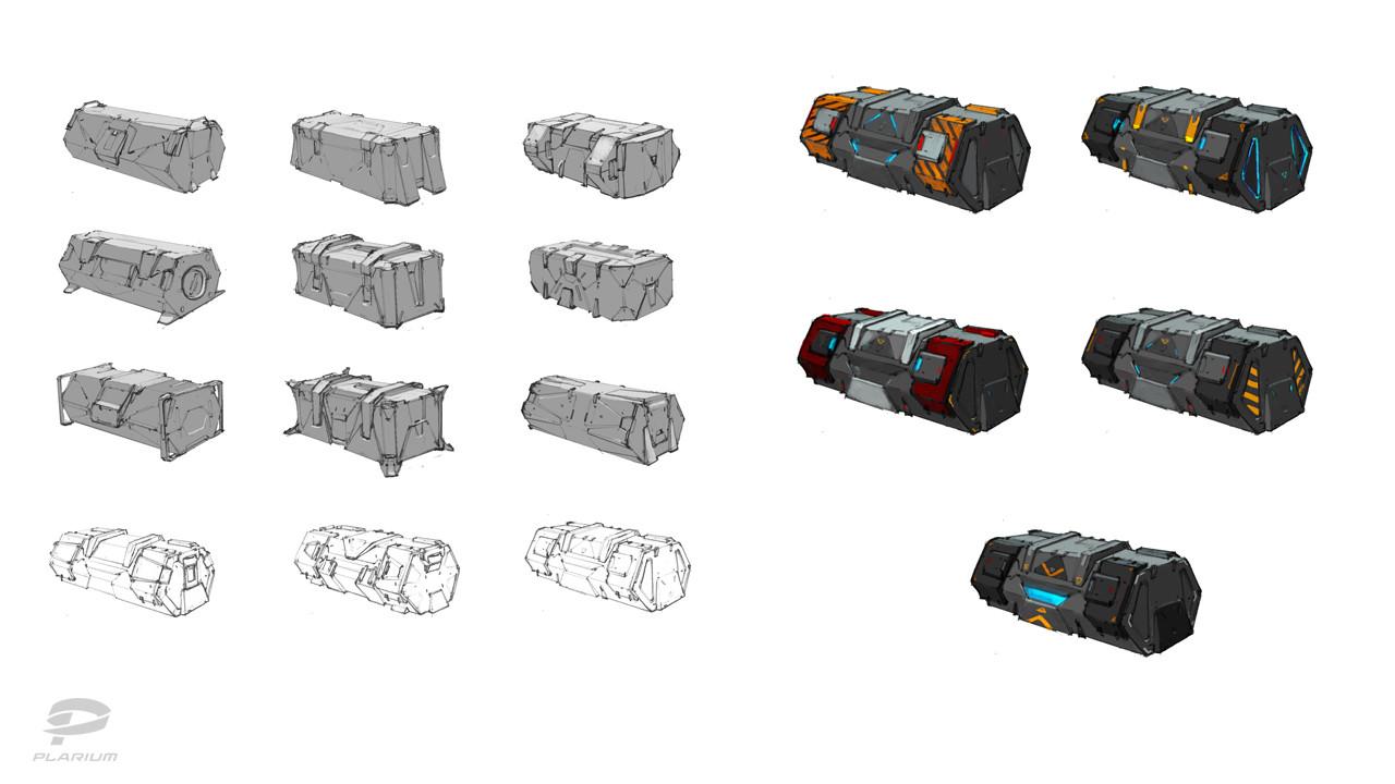 Tipa  graphic crates portfolio