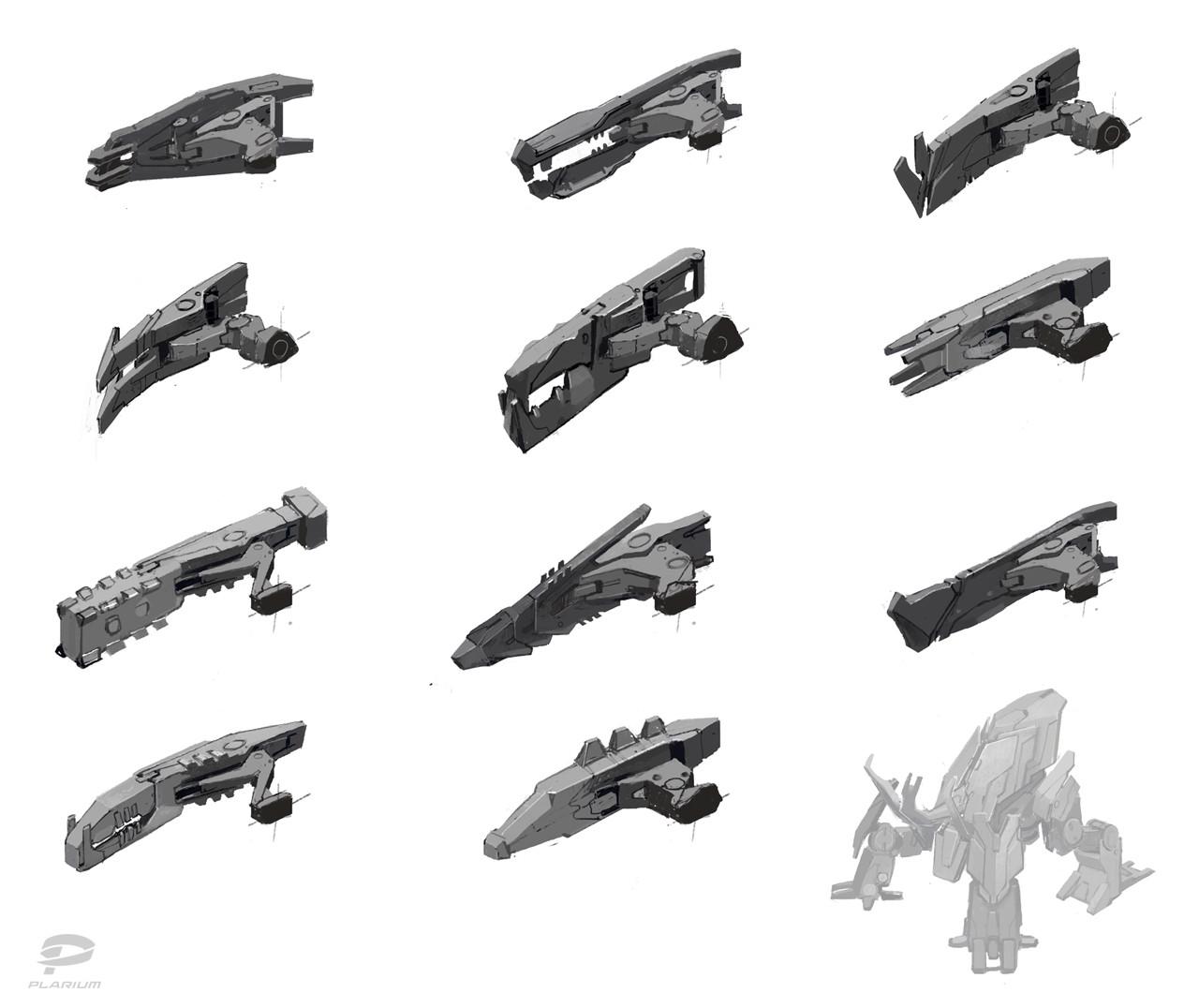 Tipa  graphic arm portfolio