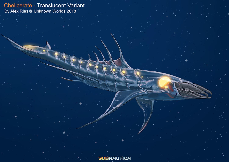 Translucent variant