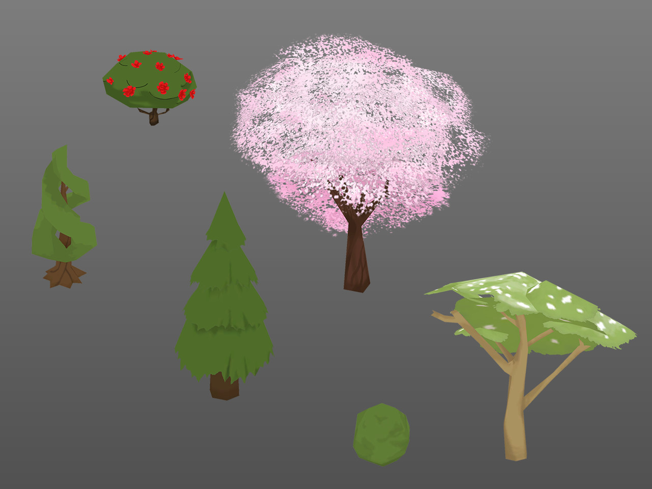 Tree Props