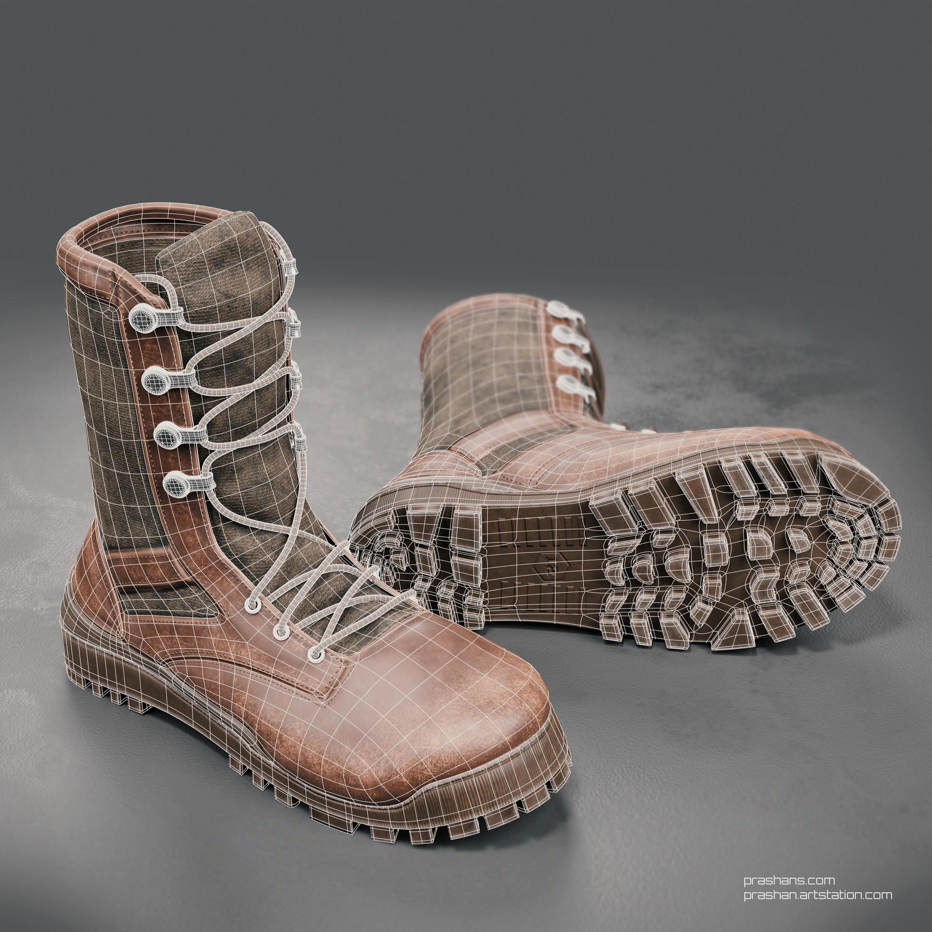 Prashan subasinghe boot 01e mesh