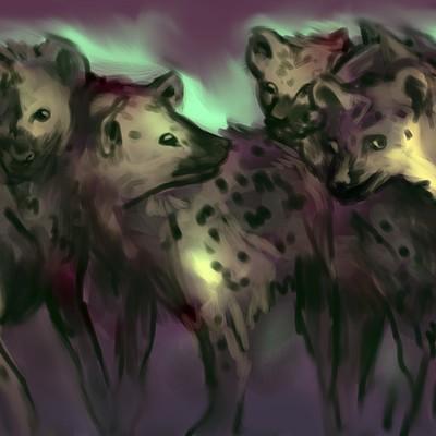 Christina rena hyenas