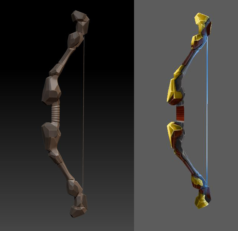Ahmx merheb bow sculpt