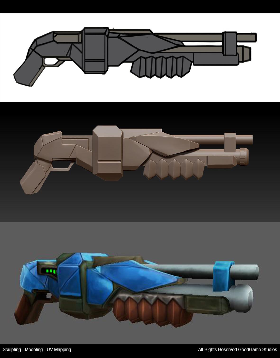 Ahmx merheb shotgun01
