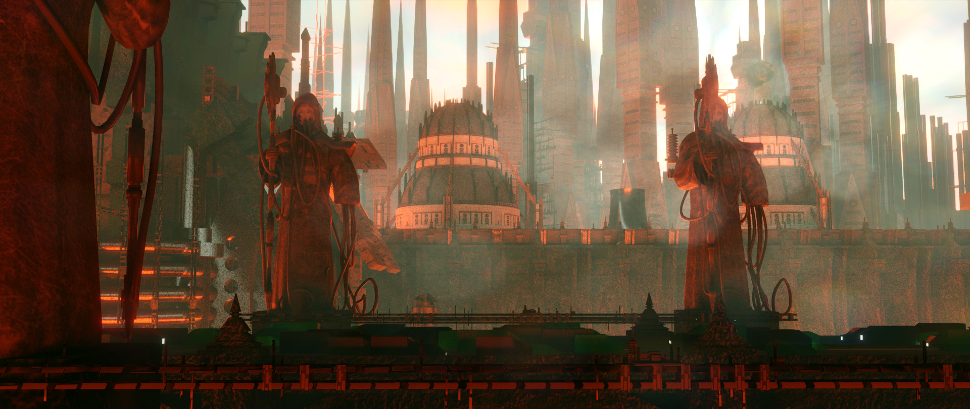 Michael Arenander - Mechanicus Forge World: Warhammer 40,000