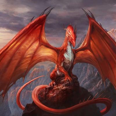 Antonio j manzanedo red dragon manzanedo3