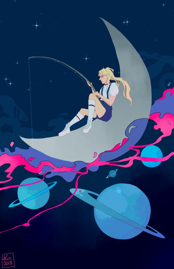 Kirstin lee moongirl