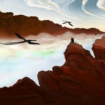Jeremy lemio scene canyon