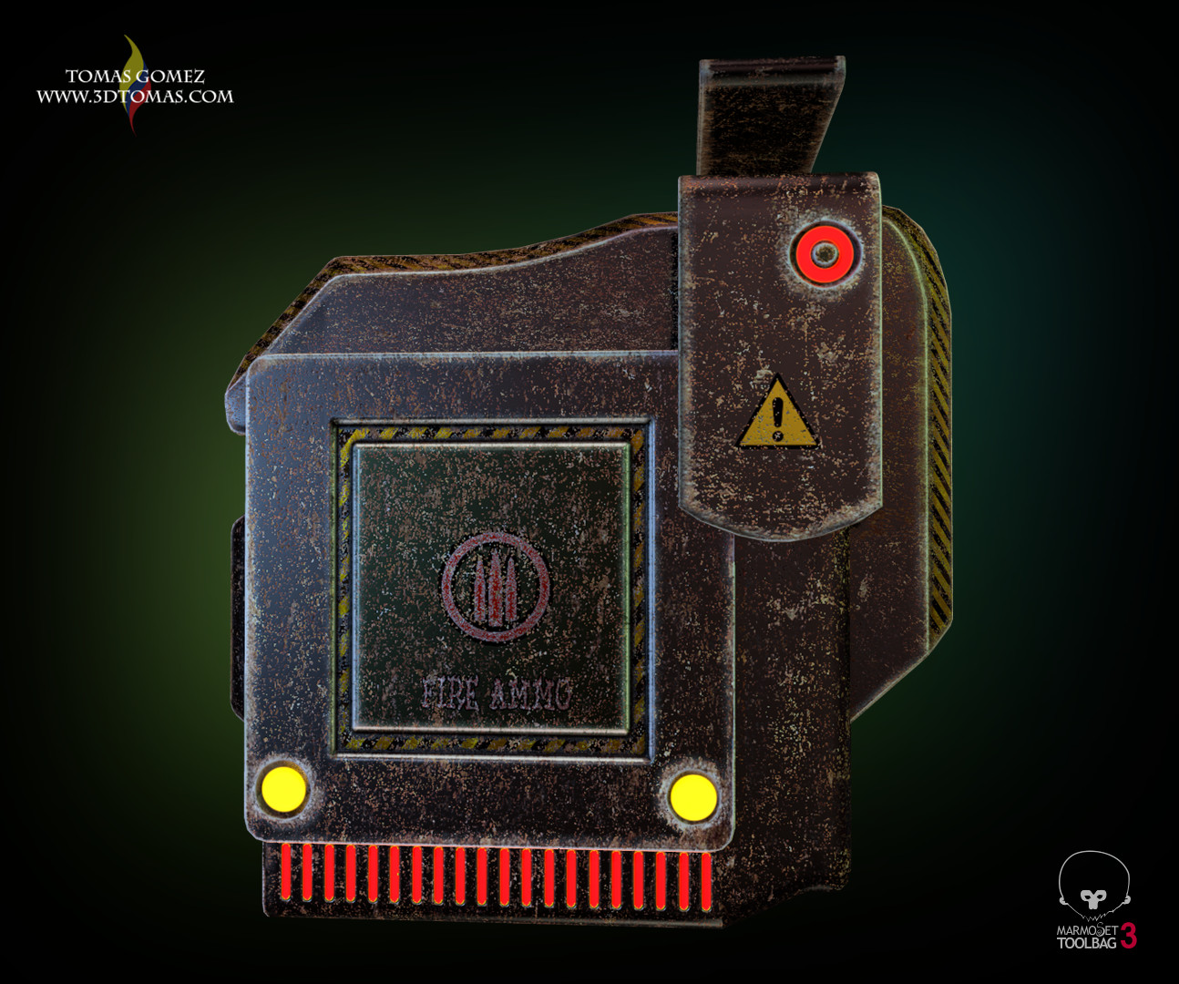 Tomas gomez crate4