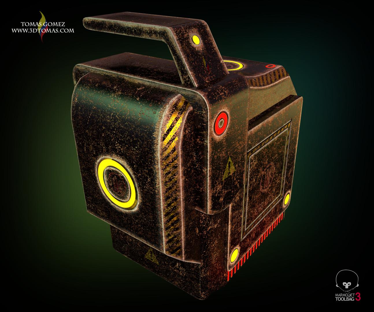Tomas gomez crate6