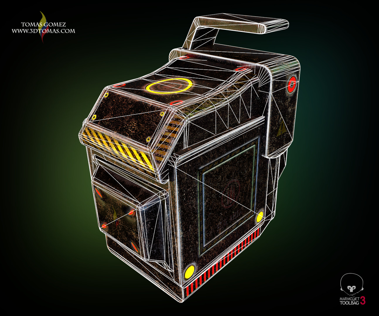 Tomas gomez crate7