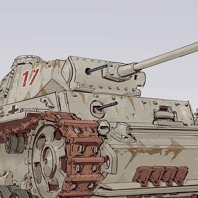 Michal kus apd panzer3 breakdown nologo