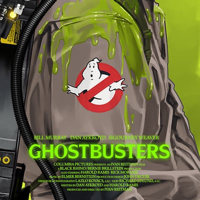 Yvan quinet ghostbusterwyvduo