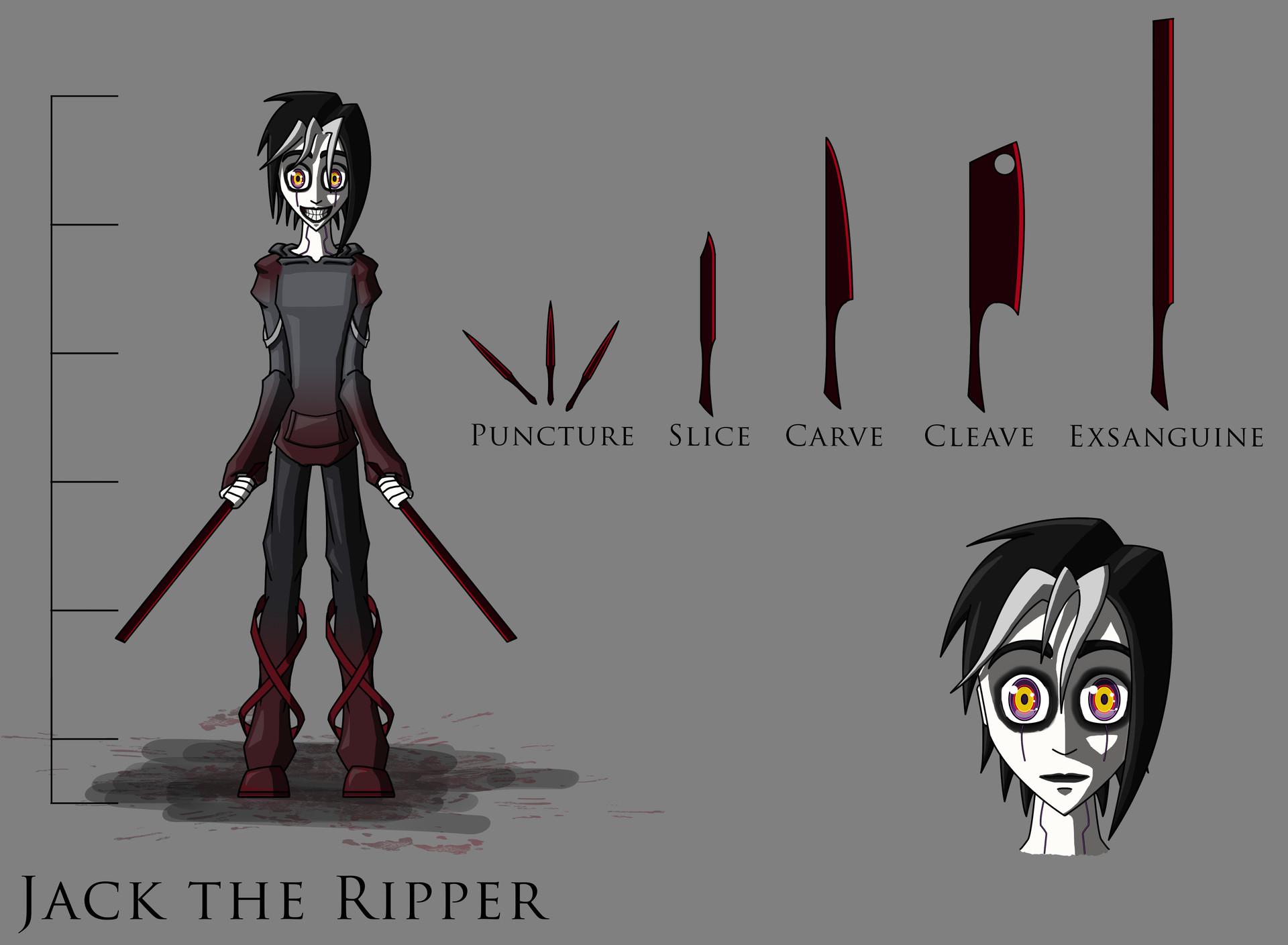 Kyle field jacktheripper charactersheet