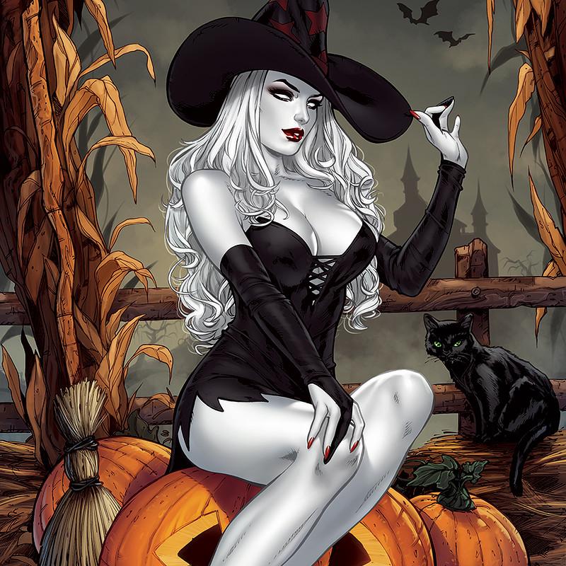 Lady Death Halloween