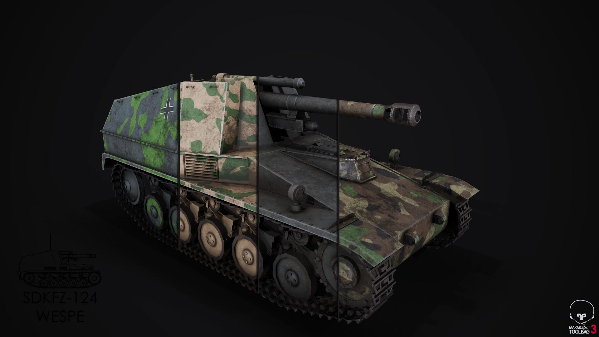 Serdar cendik kapakwespe panzer