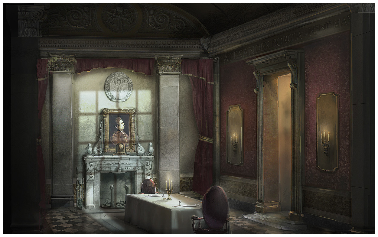 (c) Ubisoft : Assassin's Creed Brotherhood
