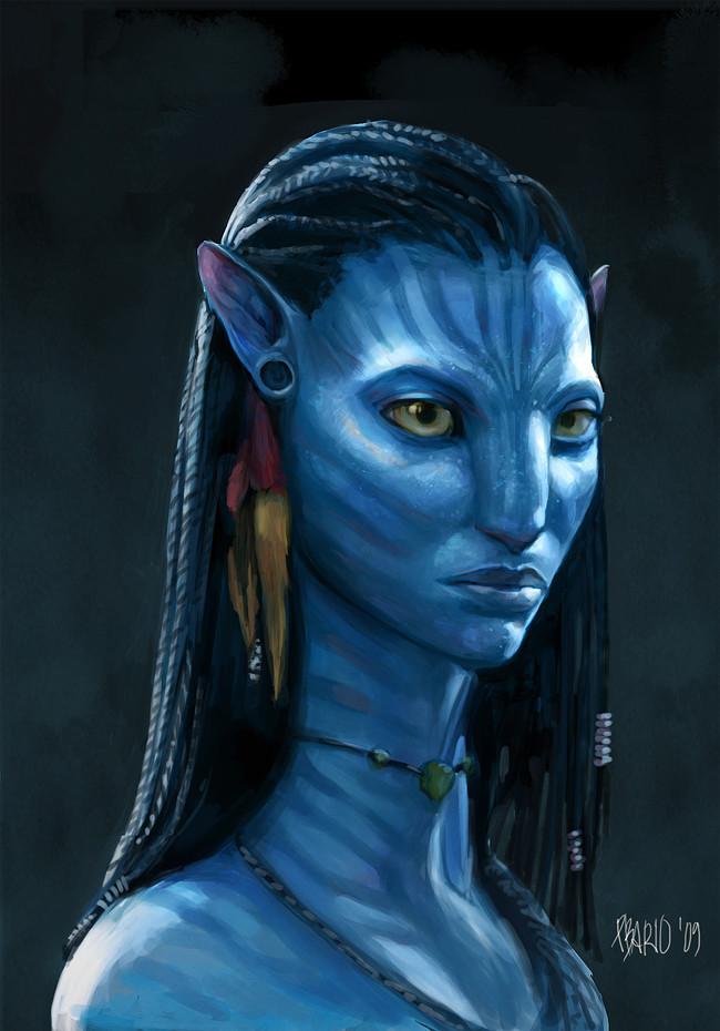 Avatar Fan Art