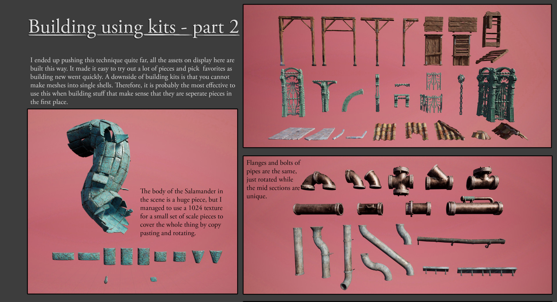 Olle norling building using kits part 2