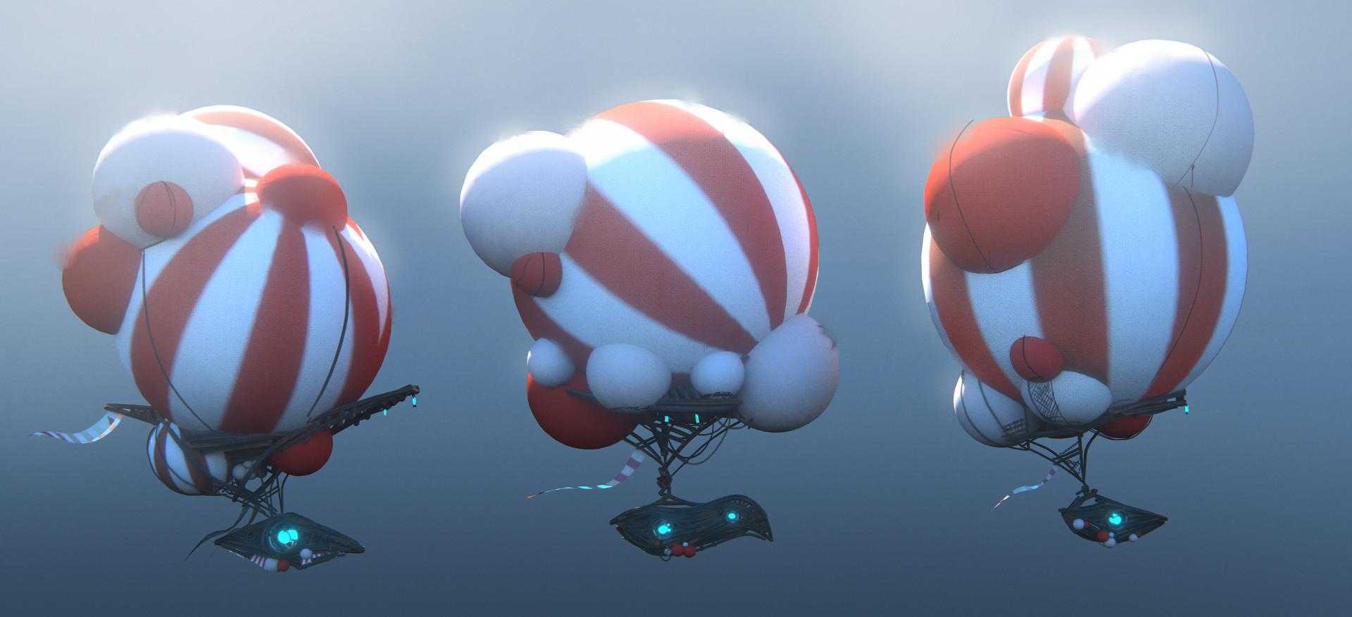 Leon tukker ballloons