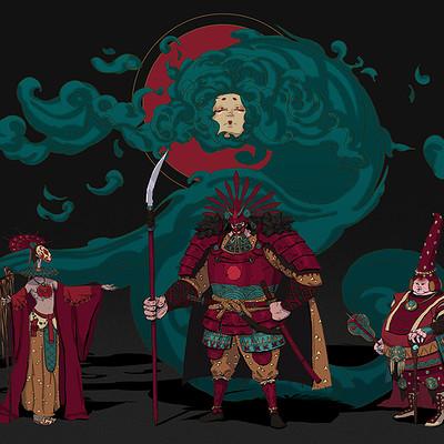 Xiangyu che final feudal japan