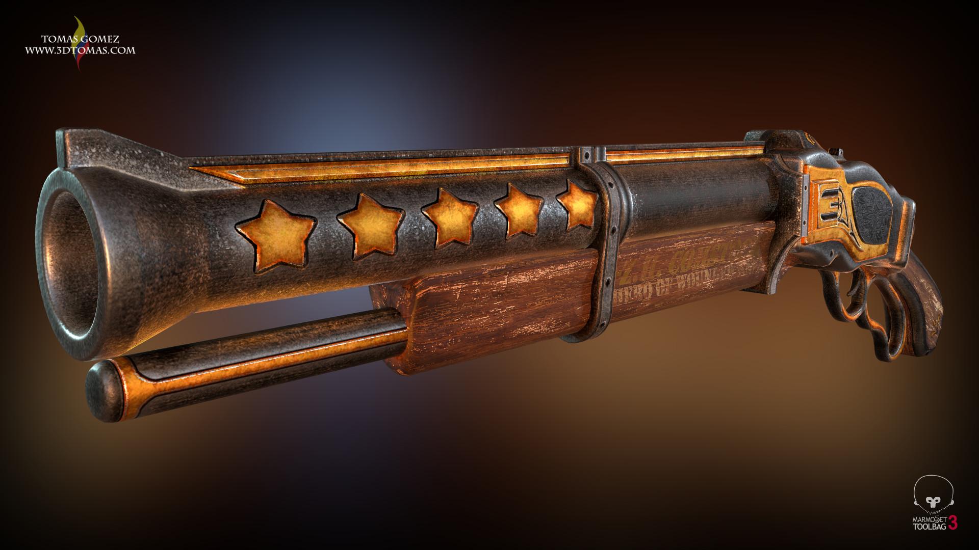 Tomas gomez shotgun3