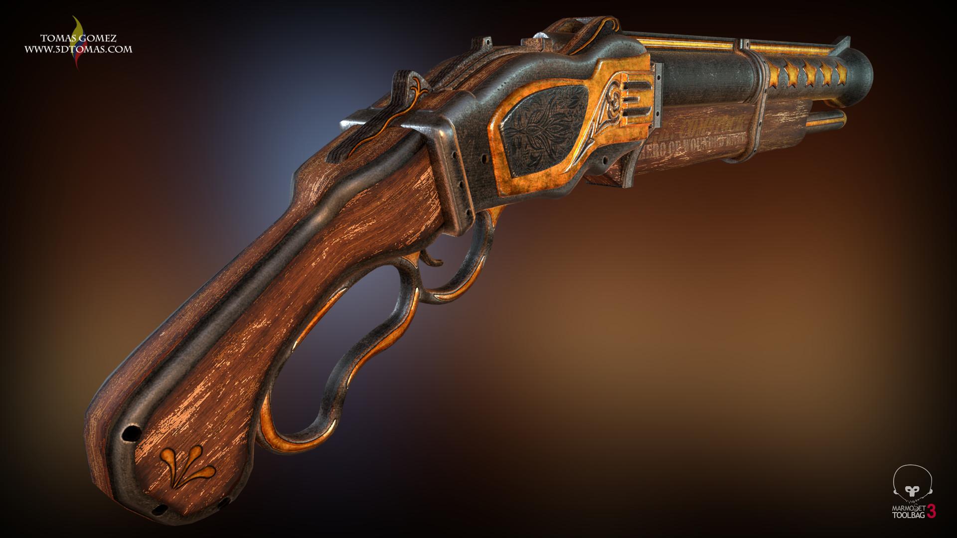 Tomas gomez shotgun4
