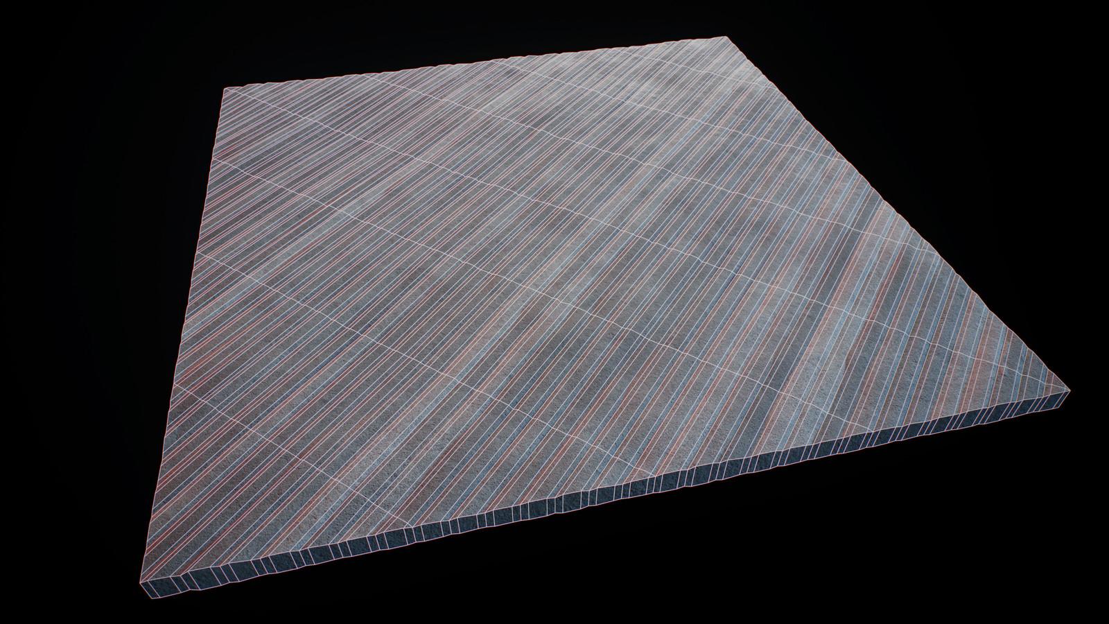 Floor Wireframe