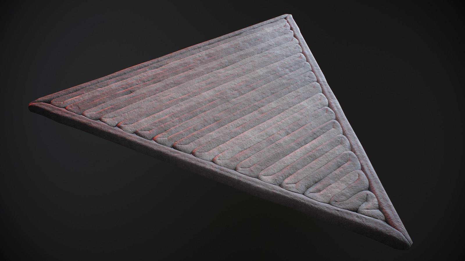 Triangular Floor