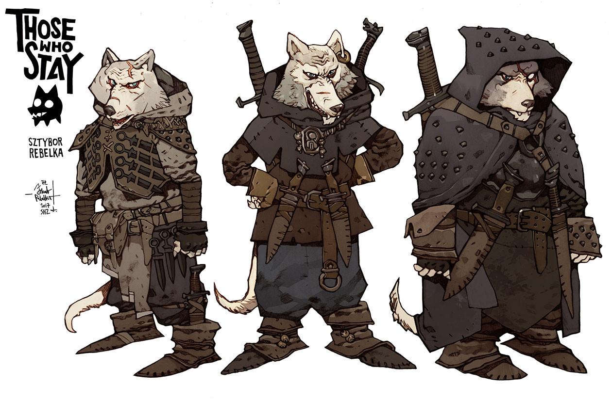 Jakub rebelka wolfs