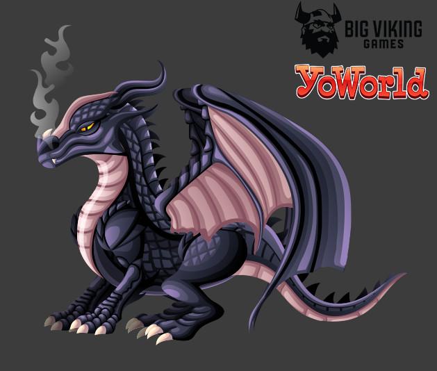 Natalia pribytkova dragon