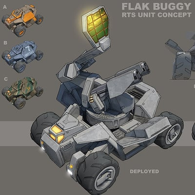 Mike doscher flak buggy 01