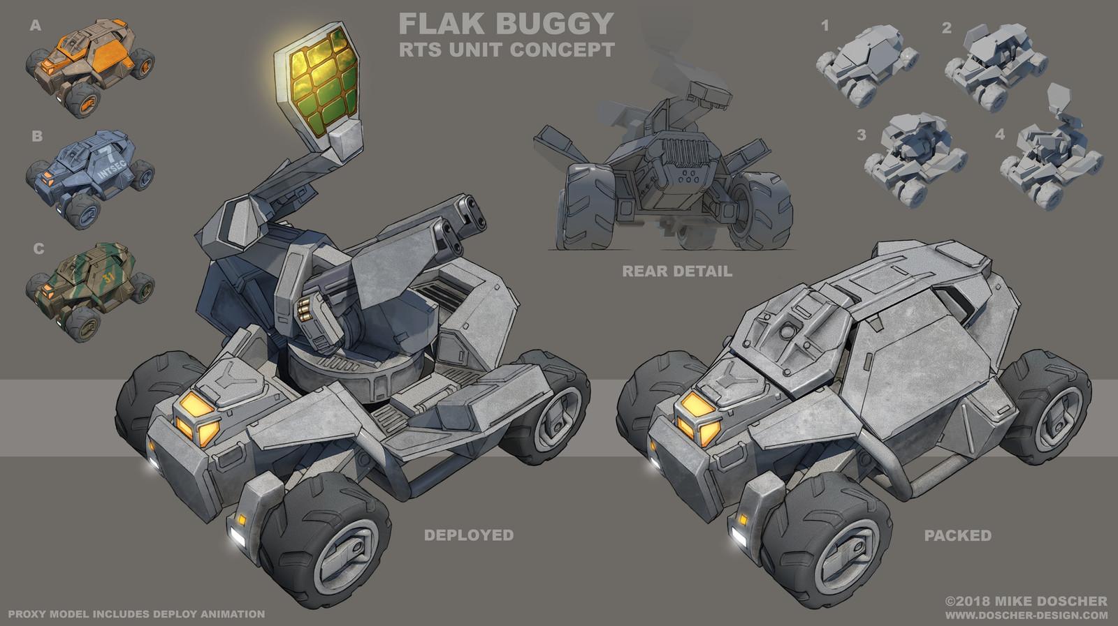 Flak Buggy