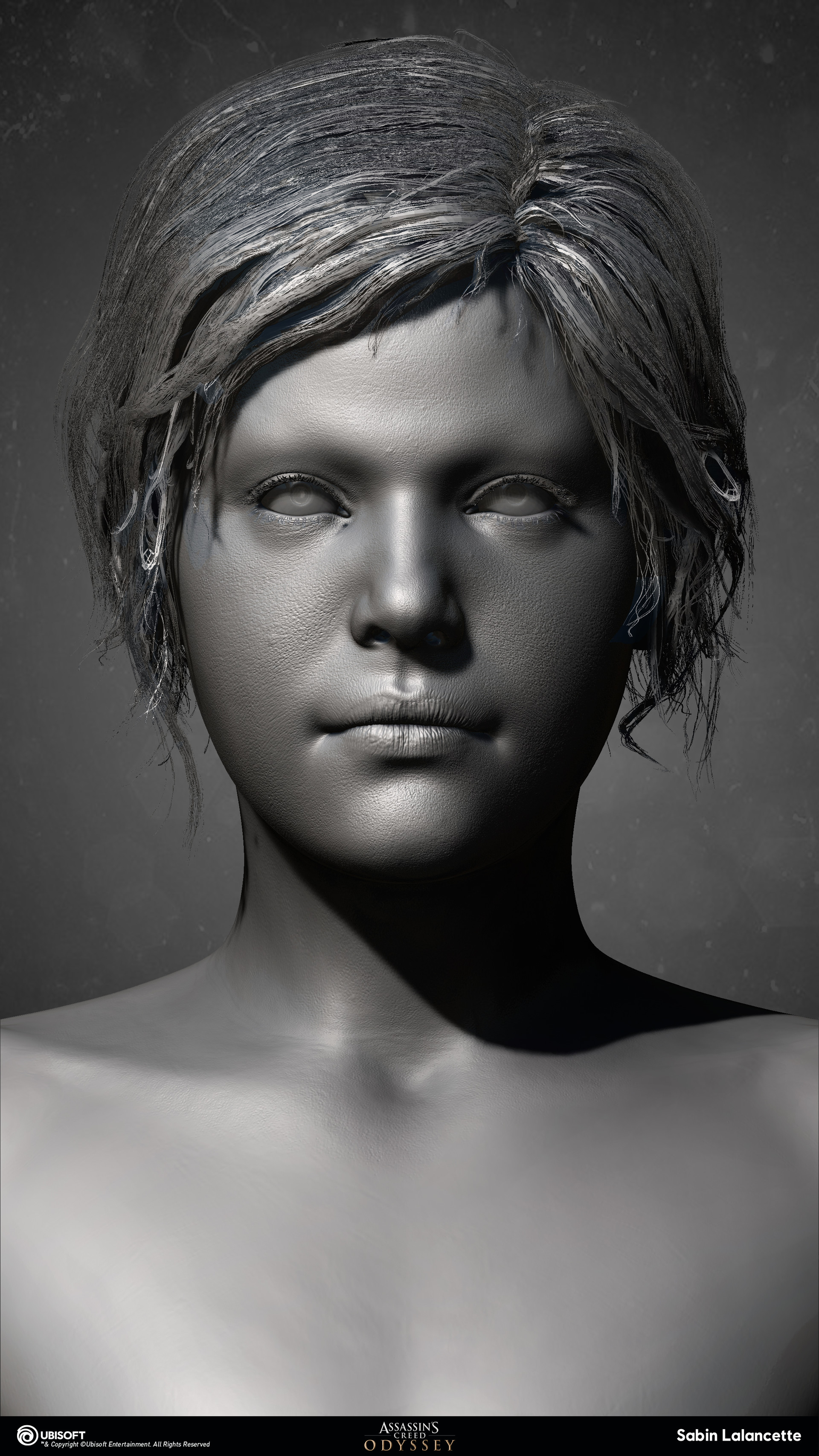 Sabin lalancette artblast fullsizezb hex portrait young kassandra slalancette