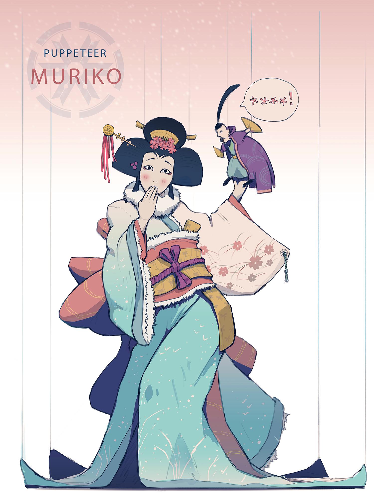 Cze peku geisha1