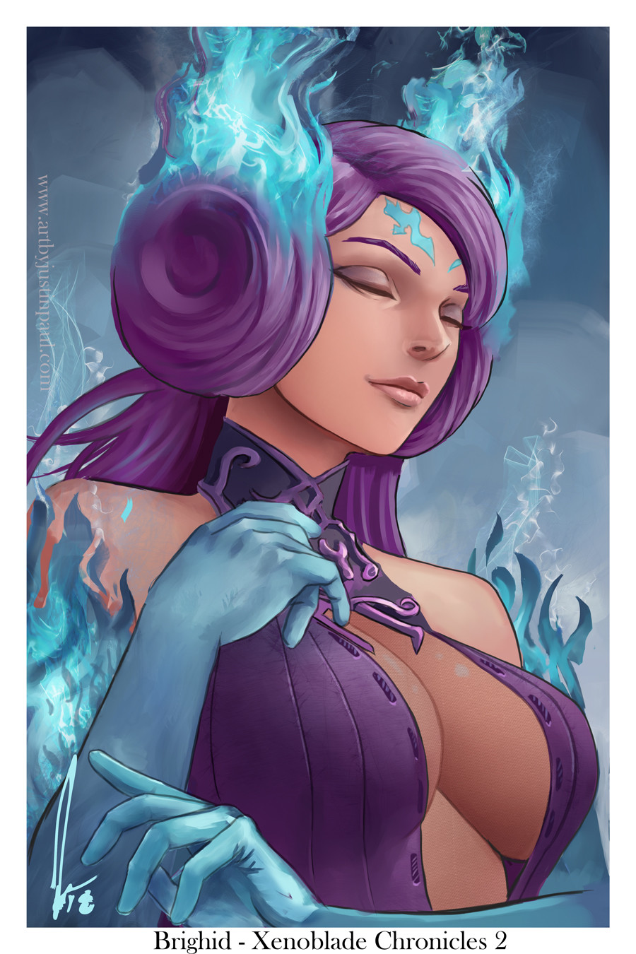 Brighid - Xenoblade Chronicles 2